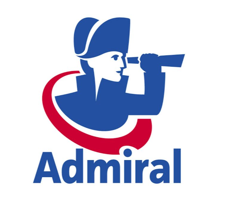 Admiral Car Insurance Logo